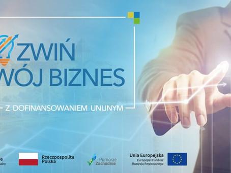 Rozwiń swój biznes z dofinansowaniem unijnym.