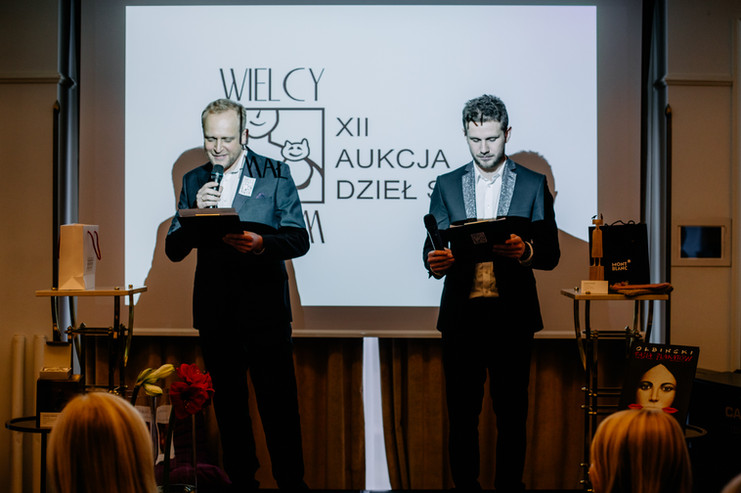 Gala XII edycji akcji Wielcy Małym