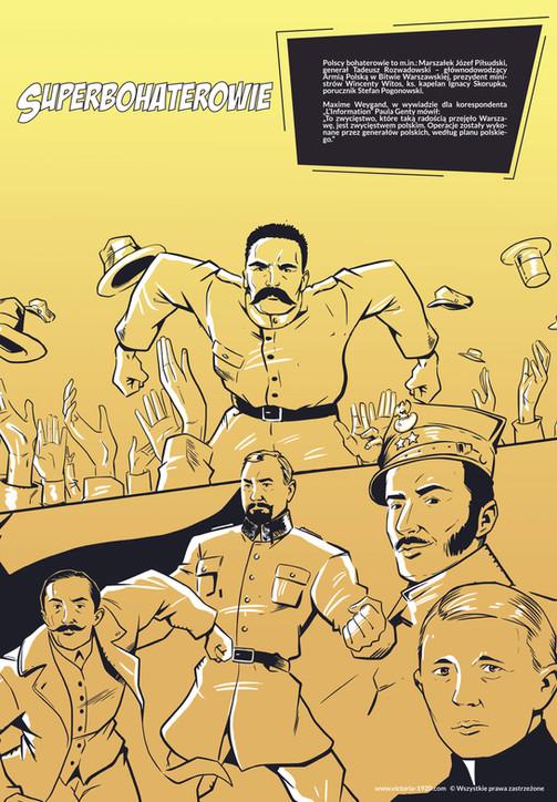 1920 Wojna Światów, plakat 13 z 16