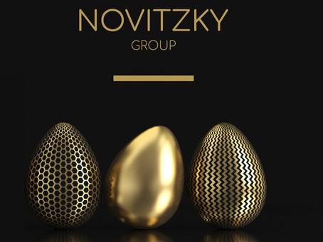 Życzenia Wielkanocne od NOVITZKY GROUP.