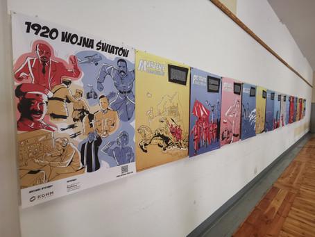 """Wystawa """"1920 Wojna Światów"""""""