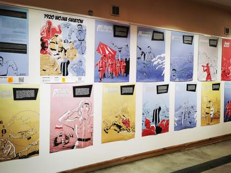 Nasielski Ośrodek Kultury zaprasza na wystawę.