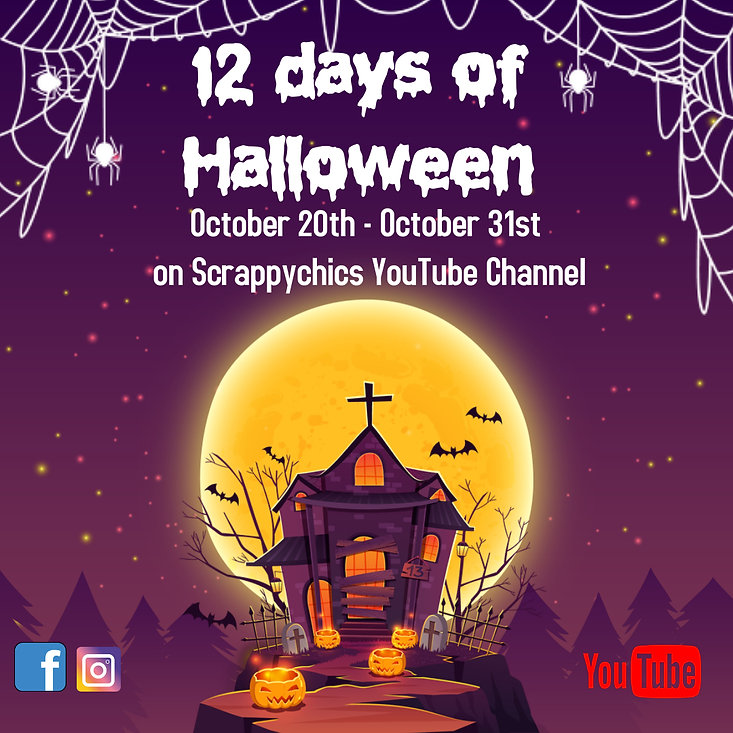 Copy of Halloween Virtual Movie Night In