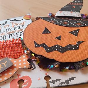 Halloween Memory Dex Cards