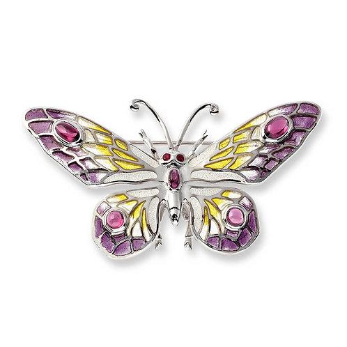 Butterfly Broach Pendant