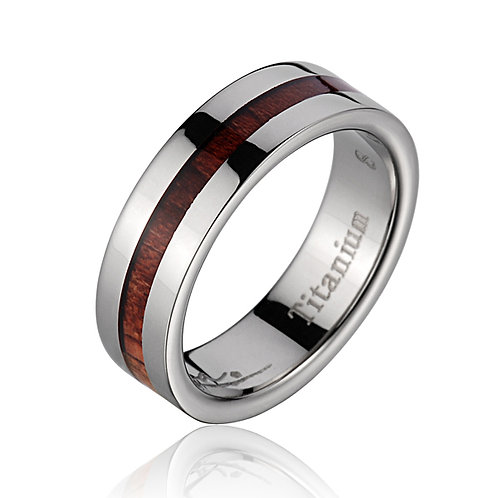 Titanium 6mm Band