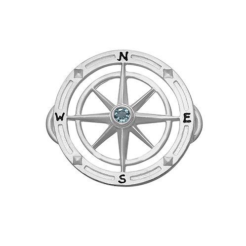 Compass Rose Clasp