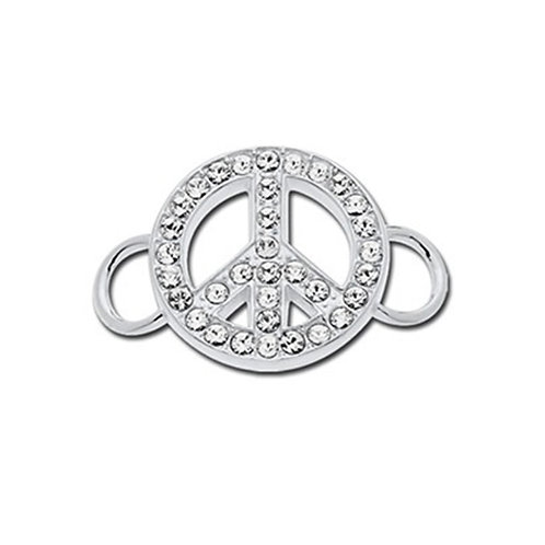 Peace Sign Clasp