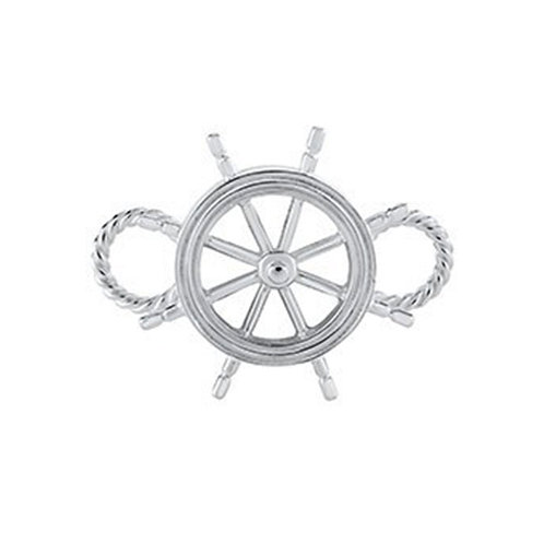 Ship's Wheel Clasp