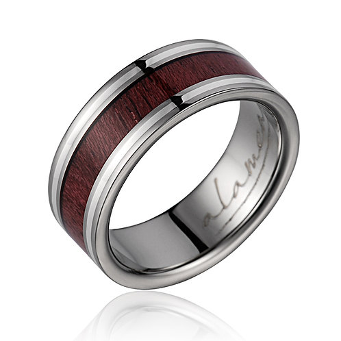 7mm Tungsten Band