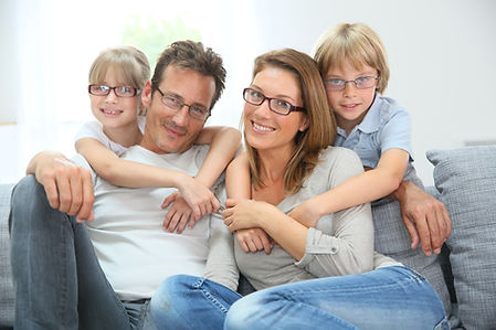 C Family glasses shutterstock_199870877.