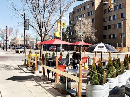 HomeQuarter Coffee House has the Best Patio in Saskatoon