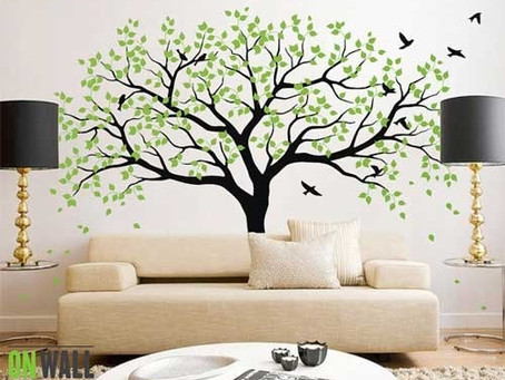 Bring New Life to Your Home with Wall Murals!