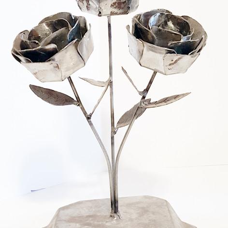 Metal Custom Flowers