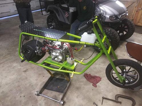 DIY Mini Bike Frame Kit MFC001