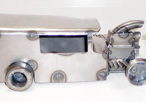 Metal Custom Vintage Vehicle