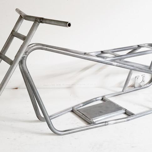 Metal Mini Bike Kite MFC002