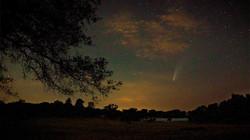 Comet over Grass Valley