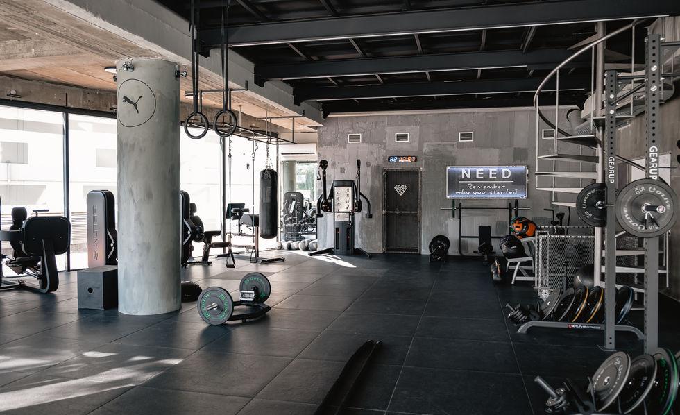 Open Gym: