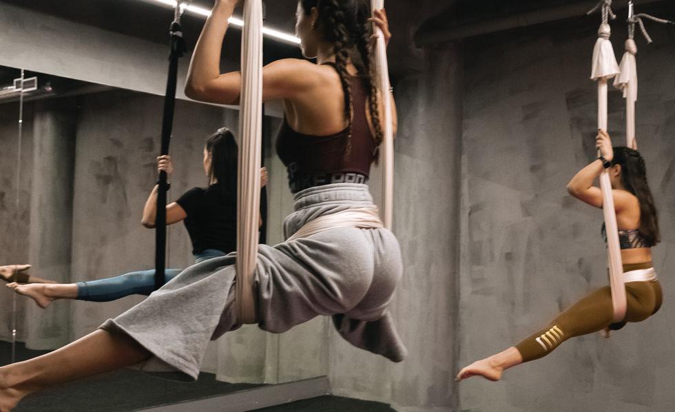 Aerial Yoga: