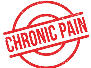 Chronic Pain The Invisible Illness