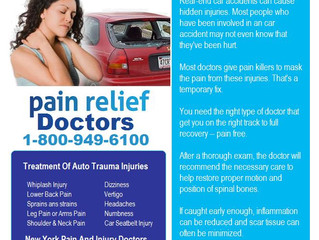 Relief For Back Pain
