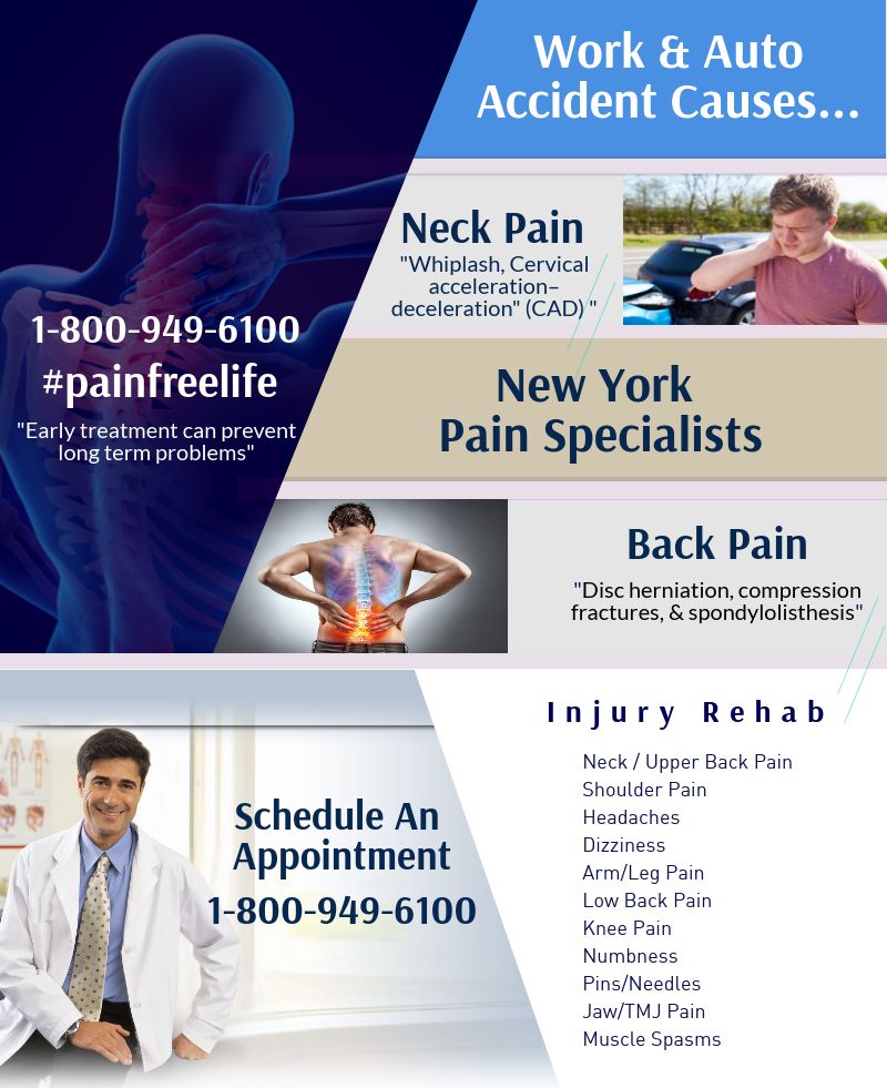 Brooklyn Pain Doctors Auto Injuries