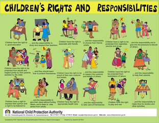 Children's rights and responsibilities