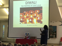 Delevering school assembly