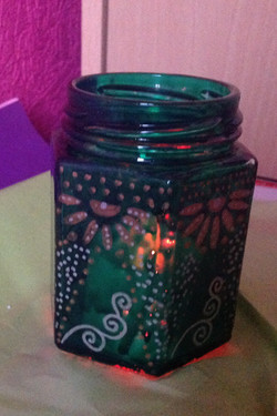 Indian lanterns