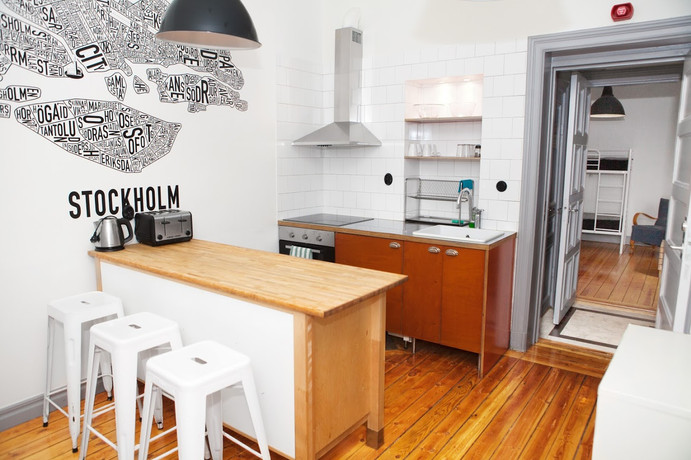 Comfy apartments for up to 8-people