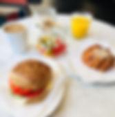 City Backpackers Hostel Breakfast