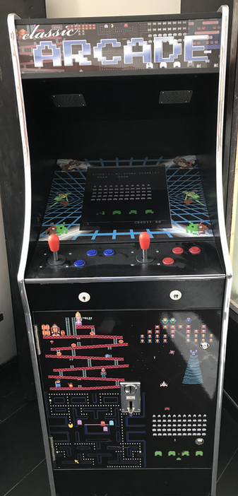 Free Arcade games with more than 200 original retro games