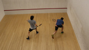 Why is Squash so Hard on the Body?