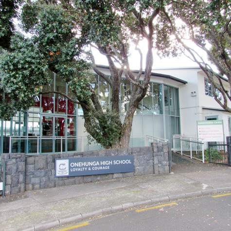 Onehunga High School