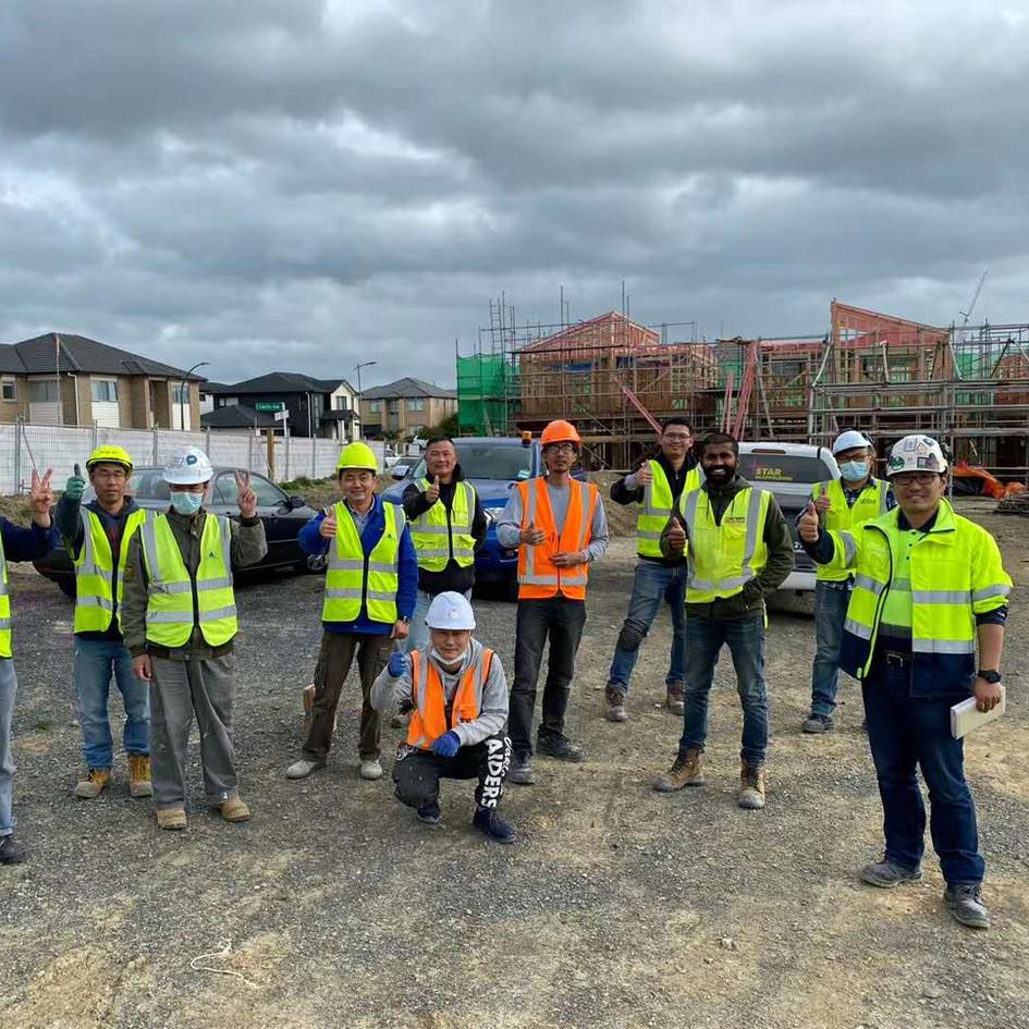Flatbush Commercial Townhouse Carpenters Team