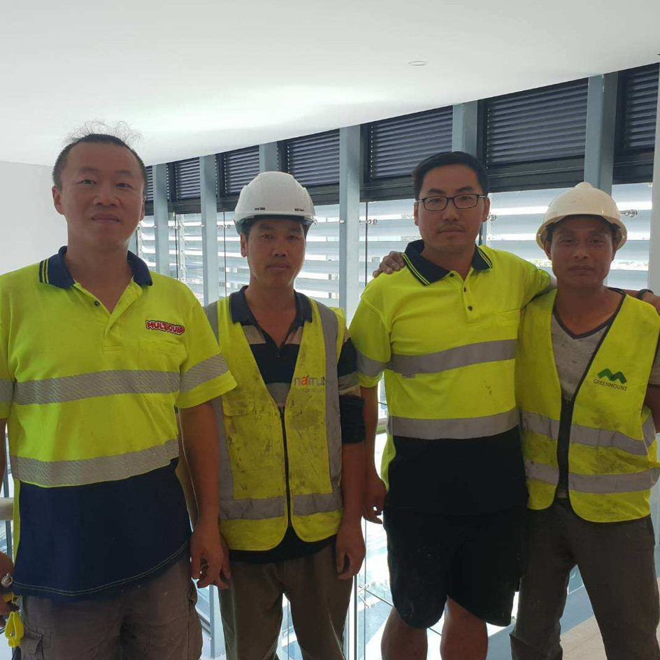 Apollo Square Buisness Centre Carpenters Team