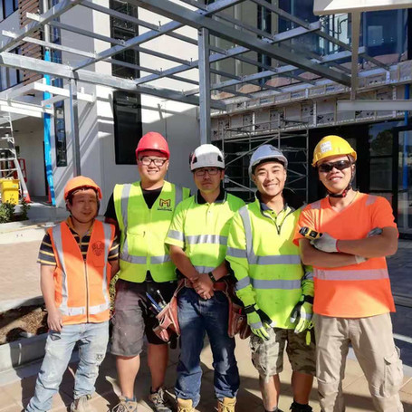 Apollo Square Buisness Centre Carpenters Team