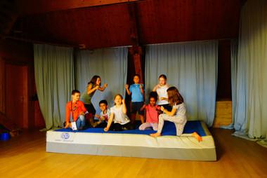 Zauberwald - Improvisationstheater