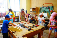 Zauberwald - Holzwerkstatt