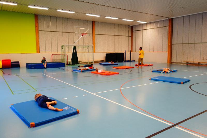 Zirkus, Sport, Spiele - Meditation