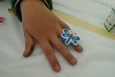 02.08 - selbstgemachter Fingerring