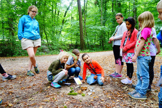 Freitag 24.07 - Naturmandala Workshop