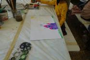 06.08 - zeichnen und malen