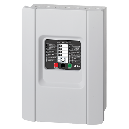 UTC Fire & Security 1X-F4-XX Conventional Fire Panel 4 Zone