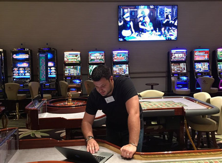 Casino in Seychelles - Video Surveillance and Access Control
