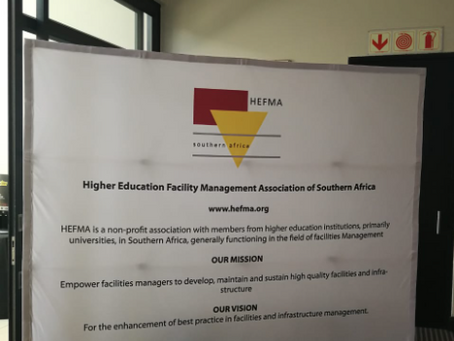 4IR at HEFMA Conference 2019