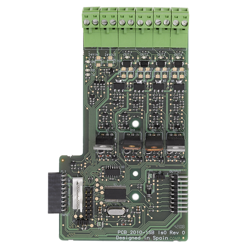 2010-1-SB Conventional Fire Panel Accessory - Relay Board - Supervised