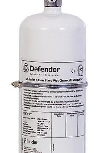 Defender Cylinder