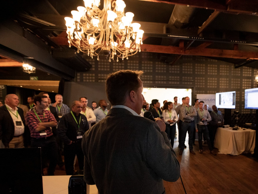 New IoT Platform Unveiled at our Annual Event